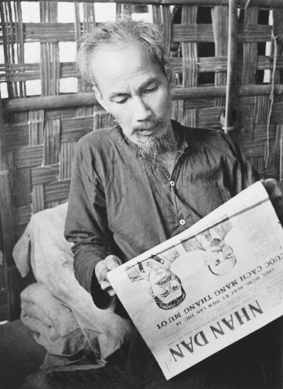 Bác Hồ - nhà báo vĩ đại, người sáng lập và phát triển báo chí cách mạng Việt Nam